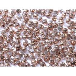 Drops  Miyuki  3,4 mm  Crystal Capri Gold  - 10 g
