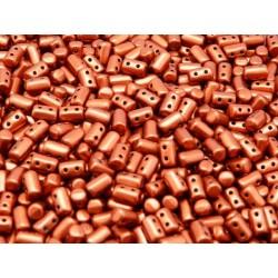 Perline Rulla  3x5 mm Copper  -  10 g