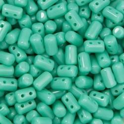 Perline Rulla  3x5 mm Jade -  10 g