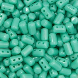 Rulla  Beads  3x5 mm  Jade  -  10 g
