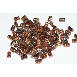 Perline Rulla  3x5 mm Rosaline Sliperit -  10 g