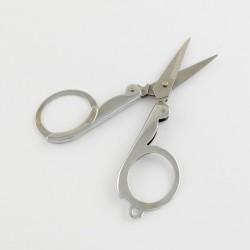 Stainless  Steel Scissors 98x56 mm  Closeable - 1 pc