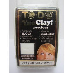 To-Do YouClay 064 Platinum Precious  56 g