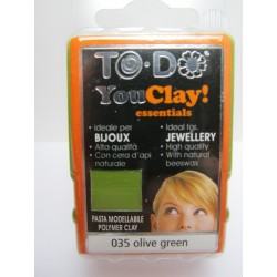 To-Do YouClay 035 Olive Green 56 g