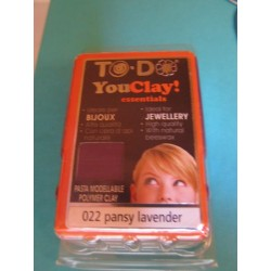 To-Do YouClay 022 Pansy Lavender 56 g