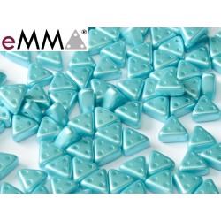 eMMA® Bead  3 x 6 mm Pastel Aqua  - 5  g