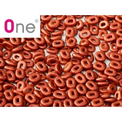 One® Bead 1,5 x 5 Lava Red  - 5  g