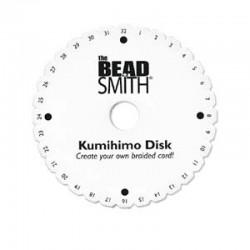 "Kumihimo  Round Disk  15 cm (6"") - 1 pc"