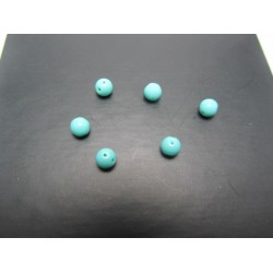 RounDuo® Beads 5 mm  Jade  - 30 pcs