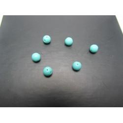 RounDuo® Beads 5 mm  Jade - 30 pz