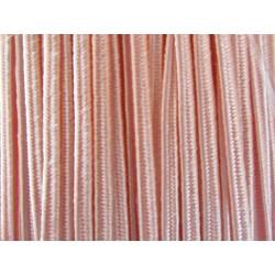 Cordoncino Soutache  2,5 mm Rosa Chiaro   - 2 m