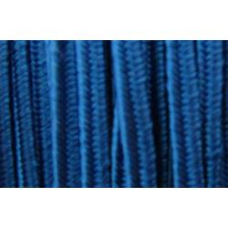 Cordoncino Soutache  2,5 mm  Blu Cobalto  - 2 m