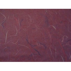 Rice Paper 64x47 cm  Rose Fuchsia    - 1 Sheet