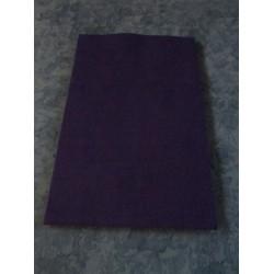 Panno Lenci  20x30 cm   Viola  - 1  pz