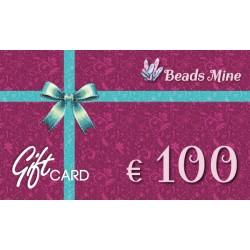 Gift Card 100 Euros