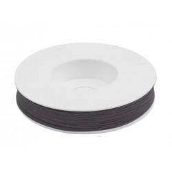 Soutache Braid  3 mm  Pewter- 2  m