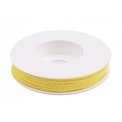 Soutache Braid  3 mm Yellow  2  m