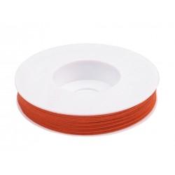 Soutache Braid  3 mm Orange -  2  m
