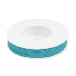 Soutache Braid  3 mm Turquoise Blue   -  2  m