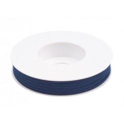 Cordoncino Soutache  3 mm  Medieval  Blue   - 2 m