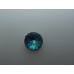 Swarovski Sea Urchin 1695  14 mm  Crystal Bermuda Blue    - 1 pc
