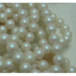 Swarovski  Pearls 5810  3 mm  Pearlescent White Pearl - 20  Pcs