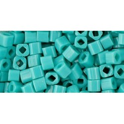 Toho Cubes 3 mm Opaque Jet