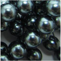 Swarovski  Pearls 5810  6 mm  Tahitian-Look Pearl - 10  Pcs