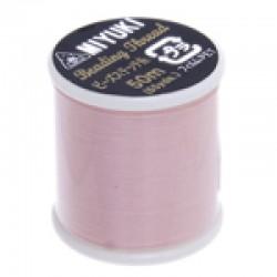 Miyuki Thread Light Pink  - 1 Spool  50 m