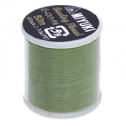 Miyuki Thread Peridot   - 1 Spool  50 m
