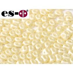 Es-O Beads 5 mm Pastel Light Cream   - 5 g