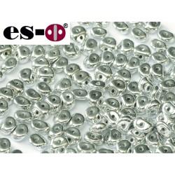 Es-O Beads 5 mm Crystal Labrador Full  - 5 g
