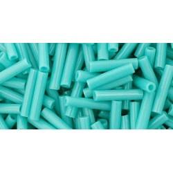 Bugles Toho 9 mm Opaque Turquoise