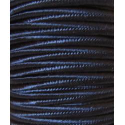 Soutache Braid  4 mm  Dark Blue  - 2  m