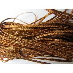 Soutache Braid  2,5 mm  Copper - 2  m