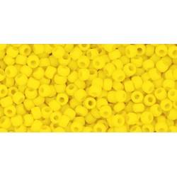 Toho Round 11/0 Opaque White  - 10 g