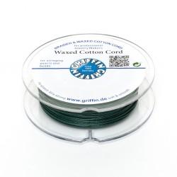 Cordoncino in Cotone Cerato Griffin Verde 1,5 mm