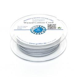 Cordoncino in Cotone Cerato Griffin Grigio Chiaro 1,5 mm