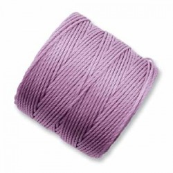 S-Lon Bead Cord 0.5 mm  Orchid  - 1 Spool  70 m