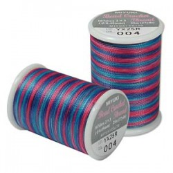 Miyuki Bead Crochet  0,45 mm  Gemtones    - 1 Spool 25 m