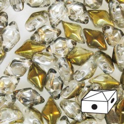 DIAMONDUO™  5 x 8 mm Crystal Bronze Capri   - 5 g