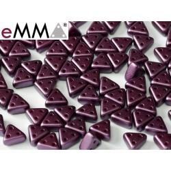 eMMA® Bead  3 x 6 mm Pastel Bordeaux  - 5  g