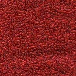 Delica Miyuki 11/0 Opaque  Dark Cranberry  - 5 g