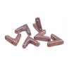 AVA®  Bead  10x4 mm  Lila Vega Luster  - 10 Pz