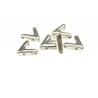 AVA®  Bead  10x4 mm  Crystal Labrador  Full  - 10 Pz