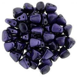 NIB-BIT  6 x 5 mm   Metalust Purple -    5 g