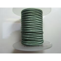 Soutache Braid  4 mm Sage Green -  2  m