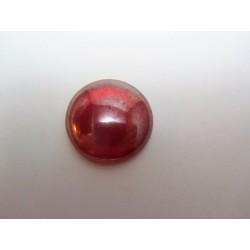 Cabochon par Puca®  25 mm Luster Opal  Red     - 1 pc