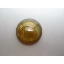 Cabochon par Puca®  25 mm Luster Opal Topaz     - 1 pc