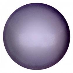 Cabochon par Puca®  18 mm  Violet  Pearl    - 1  pz